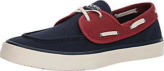 sider Eu Red Shoes 42 Top Slip Sperry Captains On 2 Eye Navy D9HWE2I