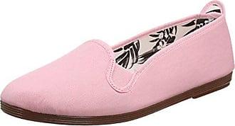 Mijas Eu Pink Femme Bout Rose 000 Ballerines 40 baby Flossy Fermé dw4vx0fqd