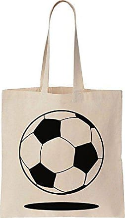 Cotton Soccer Finest Ball Prints Levitating Canvas Bag Tote 0w8kXnPO