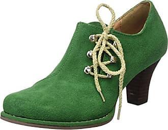37 Zapatos De Mujer Con Tacón Hirschkogel 3595308 tanne Verde Eu Para Cerrada Punta TpqwnPxn5