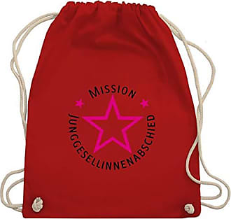 Bag Junggesellinnenabschied Jga Turnbeutel Wm110 Unisize Gym Rot Mission Shirtracer amp; qBCwax