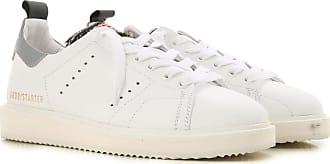 Goose Blanc 2017 Sneaker 38 37 Femme 36 Cuir Golden dtqpSgdw