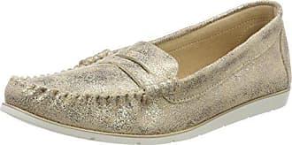 Tamaris Or champagne 24604 Eu Femme Mocassins 39 Met loafers 7gP7qrz