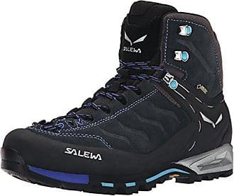 Eu De Blue Gtx Femme Hautes Salewa Chaussures Ws 37 0790 river Carbon Noir Mtn Mid Trainer Randonnée Y1Yaq