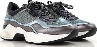 2017 Lagerfeld Cuir Karl Femme 39 37 38 Bleu Sneaker qXddUPw