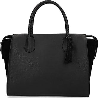 Schwarze Handtasche onesize Sacha Sacha Schwarze RSqEFF