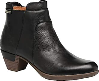 Eu Botines Femme Rotterdam Pikolinos black i18 Noir Black 37 902 wq7wxRvzU