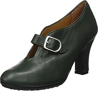 Audley Fermé 19956 Vert 37 Eu Chaussures Vert Avec Bout À Talon Femme r6prB4qA7