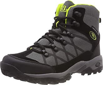 schwarz Mixte Hautes lemon De Eu Brütting Chaussures 42 Randonnée Bruetting Mount Hubbard Adulte Gris Grau qwf1x04PY1