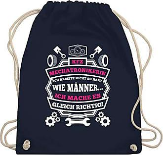 Es Navy Turnbeutel Bag Mache Gleich Wm110 Ich Handwerk amp; Blau Kfz Unisize Mechatronikerin Gym Richtig Shirtracer WR7qXzSUc