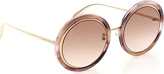 2017 On One Pink Havana Alexander Sale Mcqueen Size Sunglasses 1YOqOZ