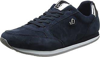 Eu Femme Bleu S oliver Basses 37 23630 navy Sneakers wq7nPxz8T