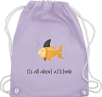 Gym All Lila Attitude About Unisize Pastell Statement Turnbeutelamp; Shirtracer Bag ShirtsIts Wm110 FculK13TJ