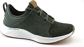 Femme 13046 Sport Vertes Mémoire Chaussures Skechers Olv Refroidi Yq4Sqw