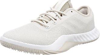 3 Femme Adidas Chaussures 39 Lt Eu Crazytrain chalk Pearl Beige Fitness De 1 White Footwear wqXOfPqZ