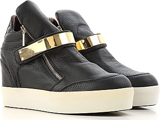 Sneakers Women On Black 40 In Sale Alexander For 2017 Smith Leather Outlet 5wnR6
