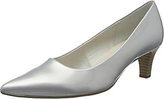 96 Damen 5 40 Shoes Fashion shadow Grau Pumps Eu Gabor Sxqv75YwS