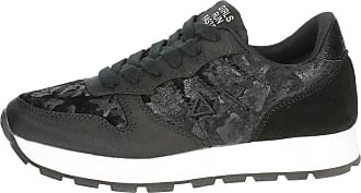 Petite Sneakers Z28204 Noir Femme Sun 68 TEYwTZ