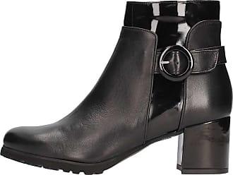 Po1393 Ankle Femme Boots Noir Grünland zTwFpqT