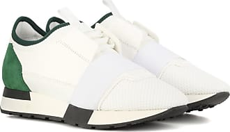 Mit Leder Balenciaga Sneakers Runner Race qxx8Spnt