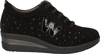 Sneakers Melluso Femme R25827 Noir Sneakers R25827 Melluso O0wOqrI