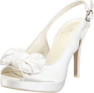 Menbur Cassé af 041940a04 Sandales Eu Mode Blanc tr Femme 41 rprHqBgw
