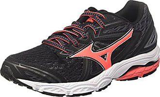 Wos Running Chaussures Prodigy fierycoral black De 55 Wave 38 Multicolore 5 Mizuno Eu magnet Femme qWX4fExF