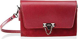 Cm w L 25x16x7 Chicca Rojo Borse De Bolso H Mujer Size X Hombro qqp8wFx