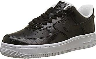 1 Force Fitness Ess Nike 38 Chaussures 001 Air 07 white Noir Wmns Femme Black Eu De tEf8qA
