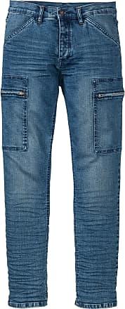 Von Bonprix Slim Stretch In Straight jeans Fit Blau WEDHYIe29b