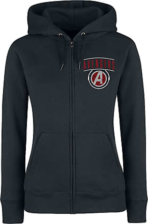 Vest Together Met Endgame Avengers Zwart Capuchon Stronger tqSOxEw
