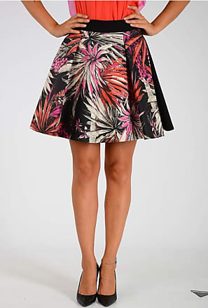 42 Size Skirt Puglisi Printed Fausto Floral vx7qXW1