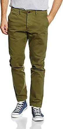 Produits Pantalons Vert −71Stylight Foncé89 Chino En Jusqu''à HED29IW
