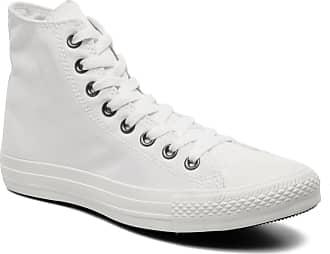 Sneaker Chuck Canvas Taylor Herren Converse Monochrome Star Hi M Weiß Für All 8RdRw1