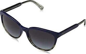 Blue 55688g56 Emporio Earmani 4101 Sol Gafas tr Striped De Armani Green HW9I2EDYe
