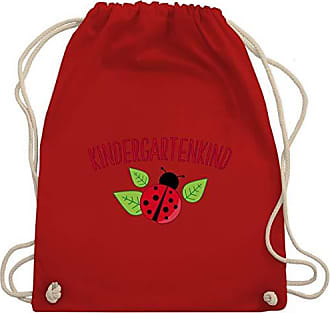 Bag Wm110 Marienkäfer Unisize Kindergarten amp; Rot Gym Turnbeutel Kindergartenkind Shirtracer Sq4R1zx