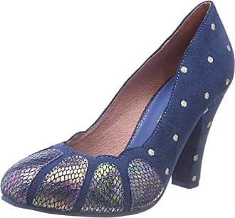 blue Fermé Eu Femme Ramona Escarpins Bout 39 50 Bleu Lola June qw1T4pp0