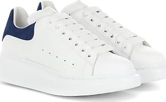 Alexander Mcqueen Mcqueen Sneakers Alexander Leather Leather fUxqxdt