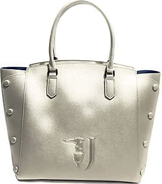 5 Cmw X H Shopping Covered Melissa Bag StudsFemmeArgentéargento32x32x15 Trussardi L uKJTF1cl3