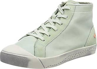 Washed Femme Kip448sof Baskets Green pastel 38 Grün Hautes Eu Softinos qPw75TT