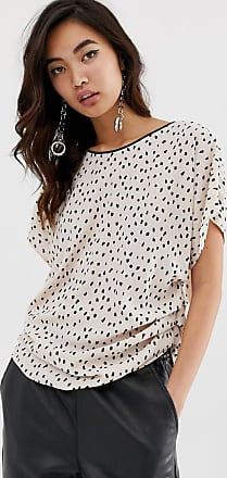 Island a pois Of Blouse Camicetta Aa84qBqY