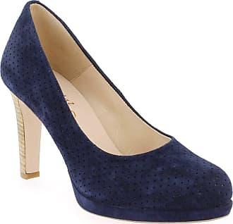 J1268 Femme Pour Promo Bleu Escarpins Rosemetal qB1xw7tBE
