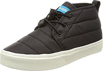 Toe Footwear Boot Chukka Black Synthetic Cypress People Youth Round 1IS18x