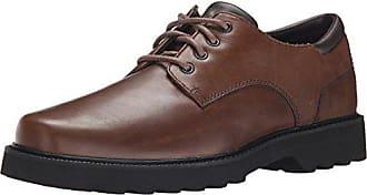 40 De Chaussures Northfield Rockport Marron Ville 5 Homme Foncé q0vPnBx