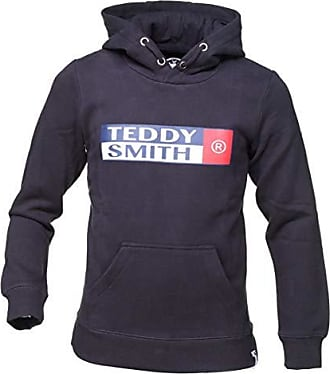 Smith Bambino Cappuccio Setik Felpa Blu dark Navy Jr Con Premaman Hoody Teddy Rw4xxd