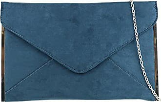 Damen Navy Blau Girly Handbags Clutch USGMVpqz