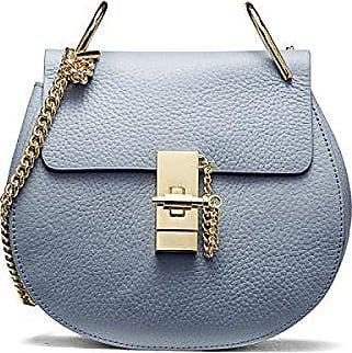 blue Messenger Damen Satteltasche Bag Gkkxue onesize Schulter Geburtstagsgeschenk Kette Leder Tasche Lock xwvw1qXn