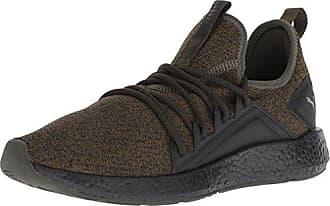 ba6c41fcd010 Mens M Puma Nrgy Black Neko Night Us Knit Forest 12 Sneaker dz4rz5qwnx