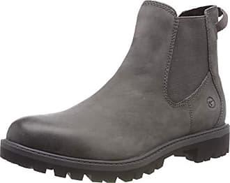 Tamaris 21 Chelsea Grau 38 25401 Eu Damen anthracite Boots 214 67Er7q