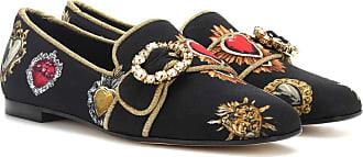 amp; Ornements Dolce Imprimés À Gabbana Slippers vZwwdBqX